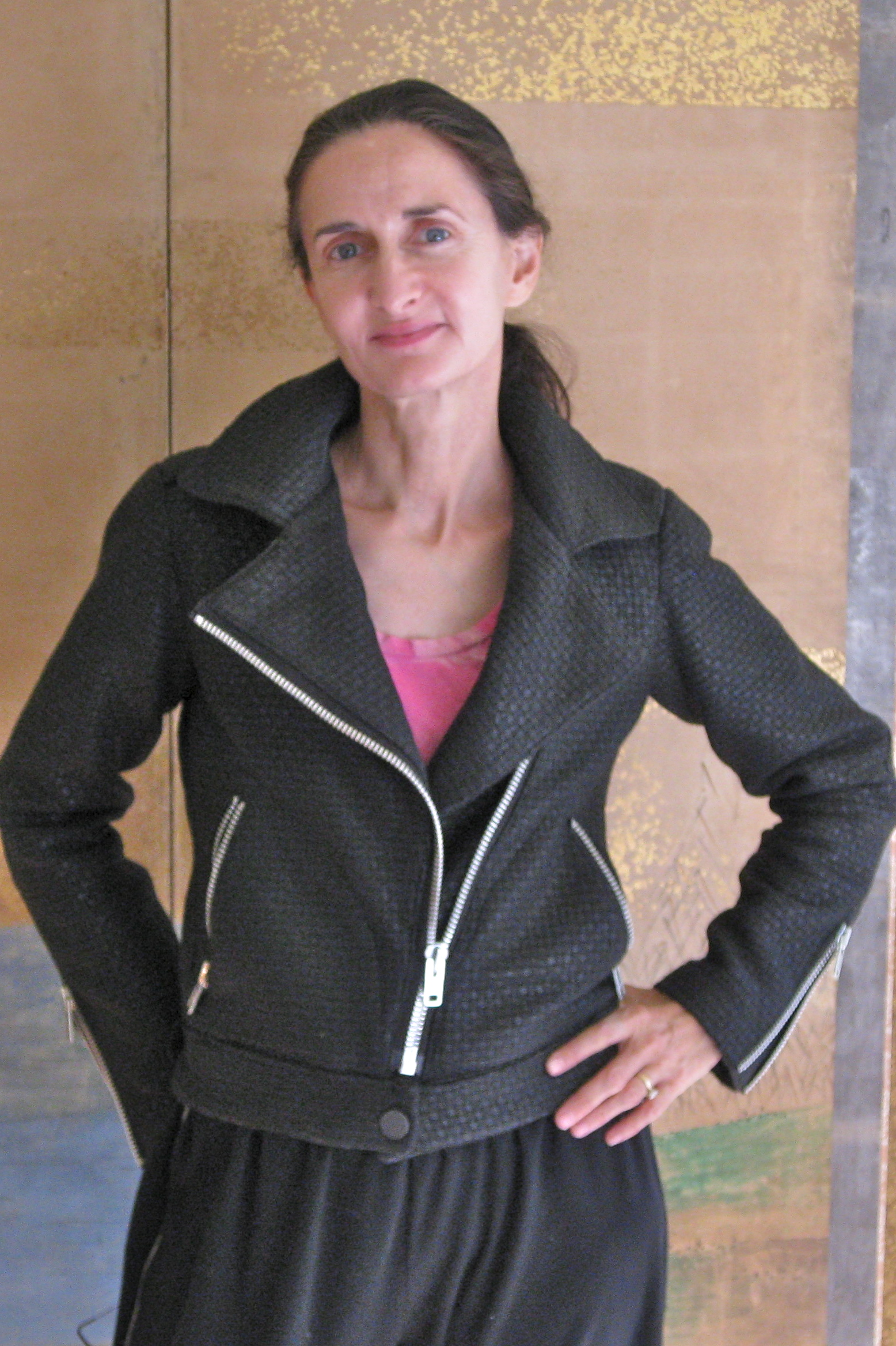 Motorcycle Jacket Sewing Projects Burdastyle Com