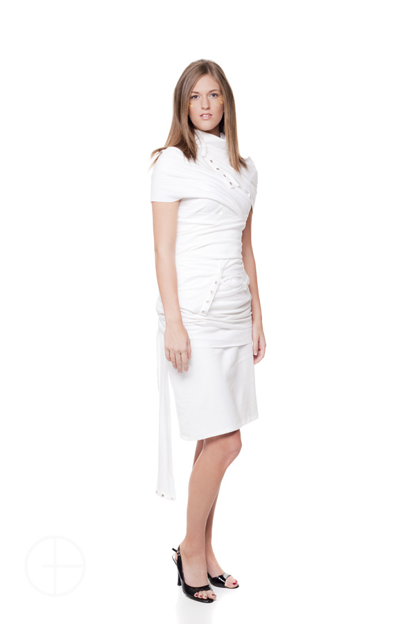 Straight Jacket Dress Sewing Projects Burdastyle Com