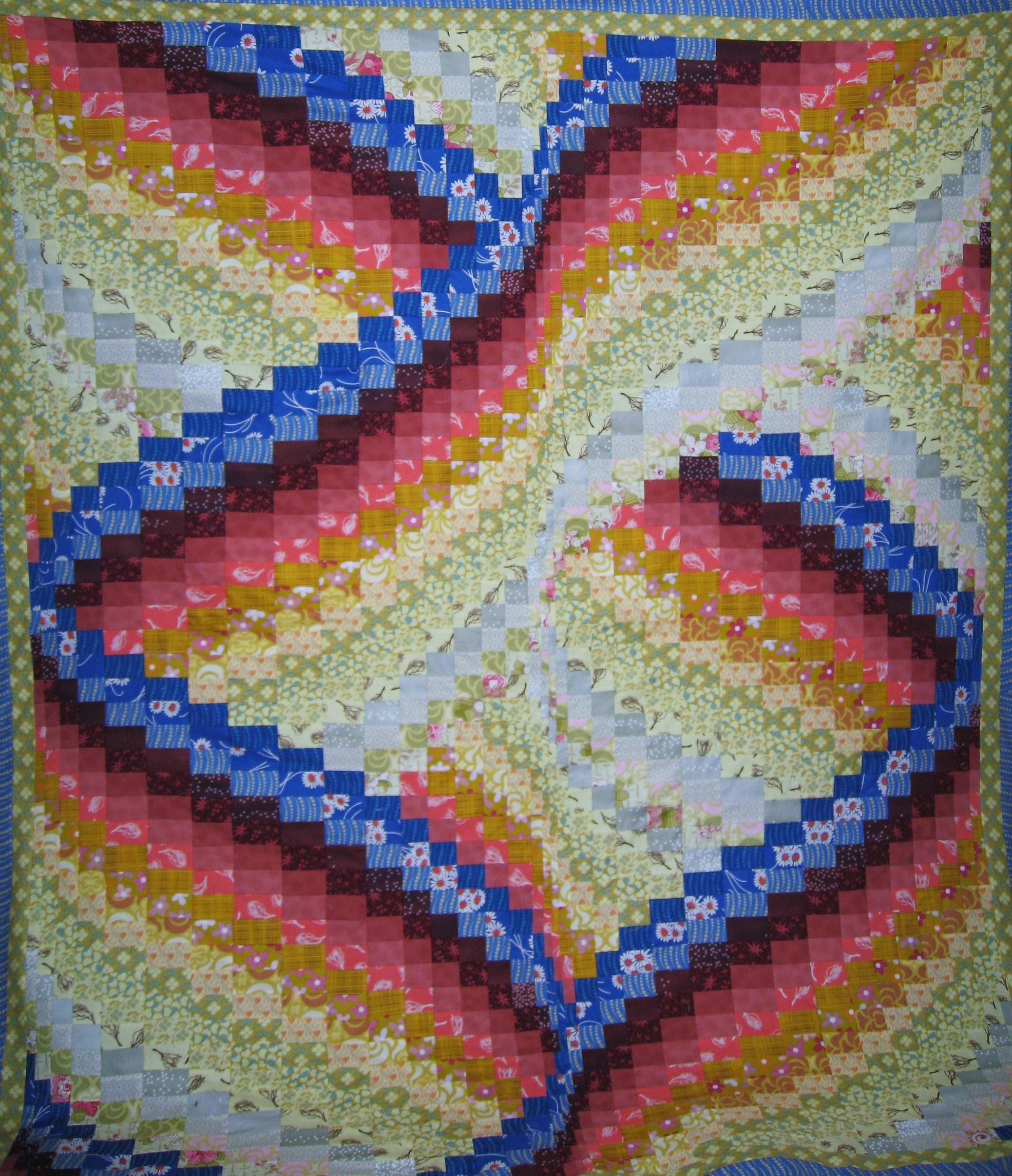 Вязание стиль барджелло
