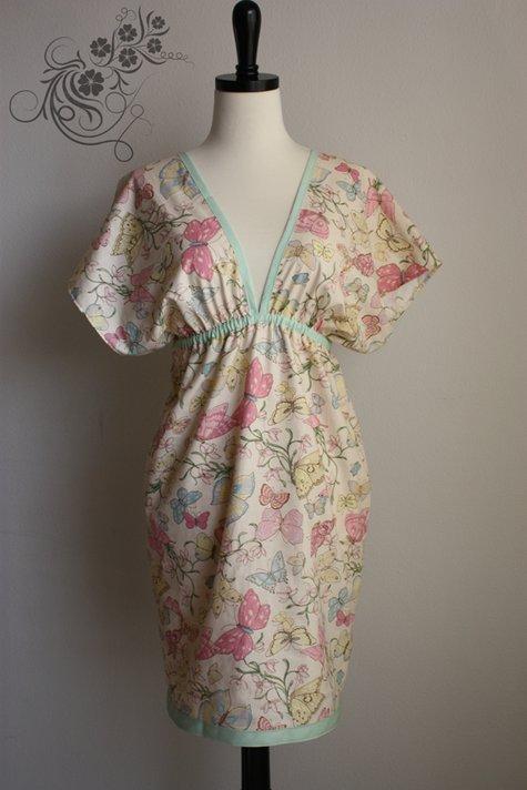 Kaftan Kimono