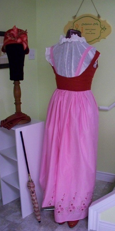 Pink red historically inspired tribute collection st