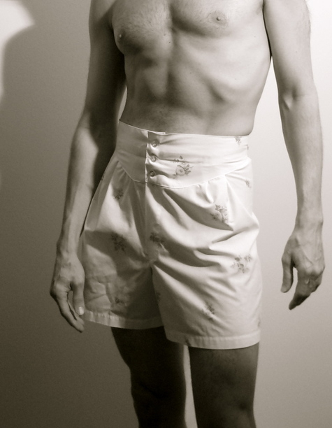 Mens Boxers From 1945 Pattern Sewing Projects