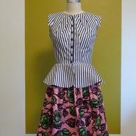 Floral_skirt_and_peplum_top_listing