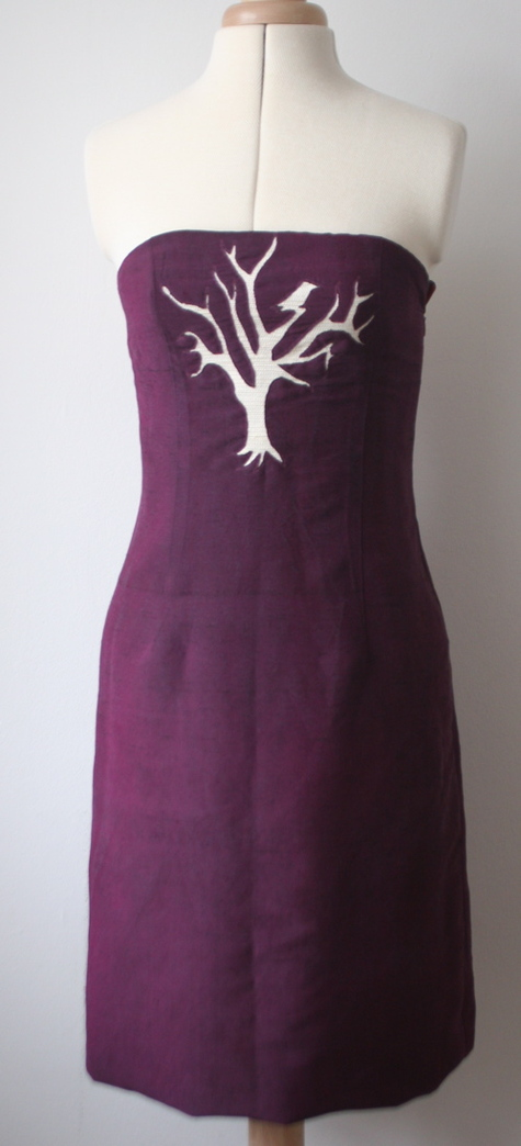 Reverse Applique Dress – Sewing Projects | BurdaStyle.com
