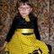 Le_chat_jaune_et_noire_ganditoare_grid