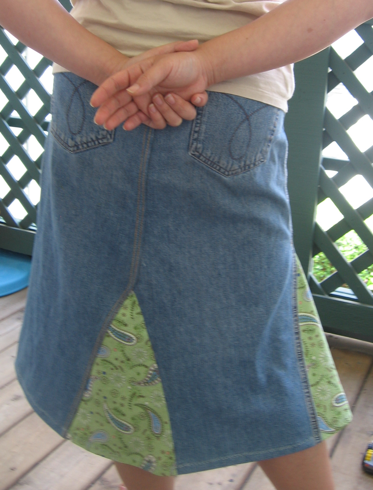 Перешиваем брюки своими руками