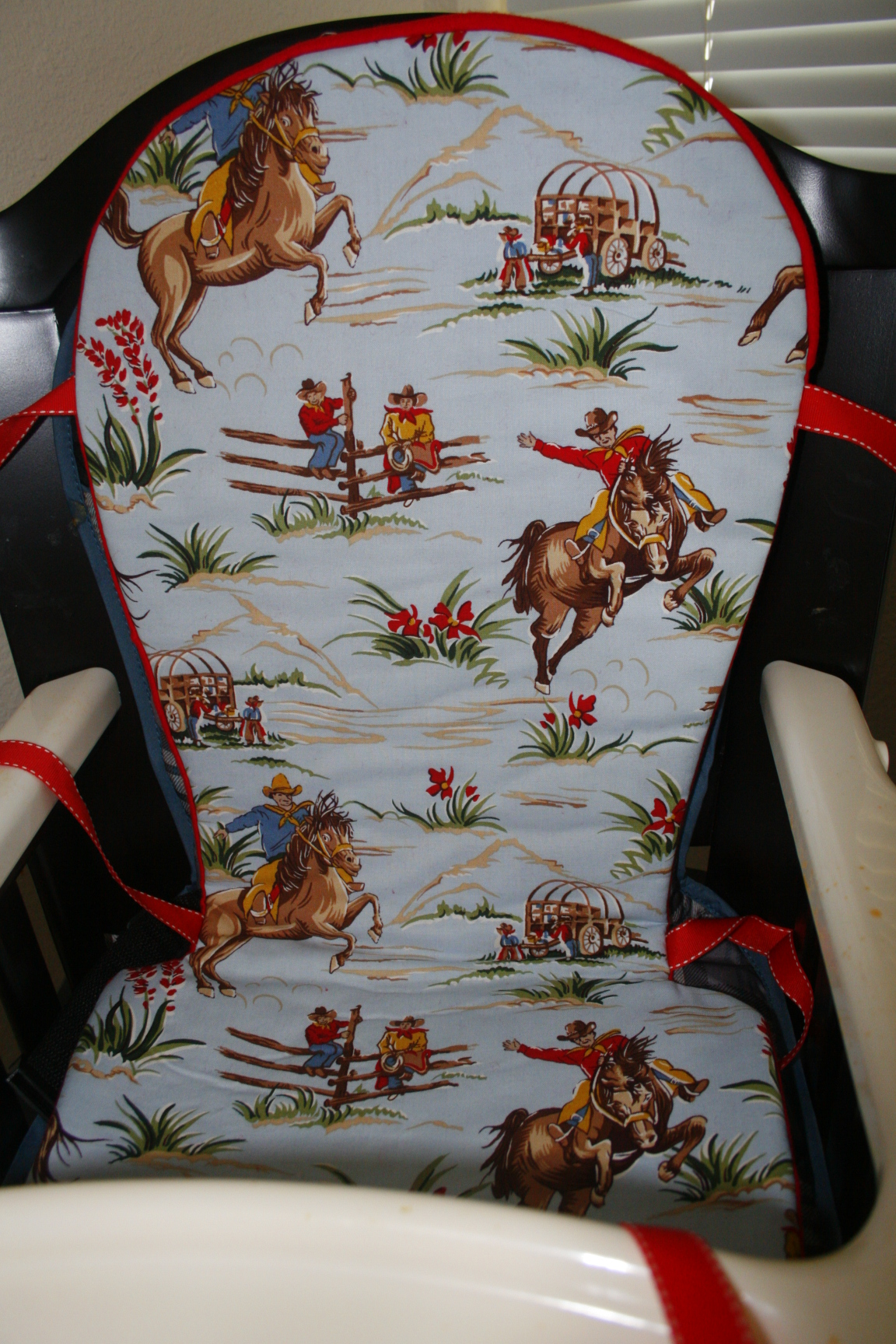 High Chair Cover Sewing Projects Burdastyle Com