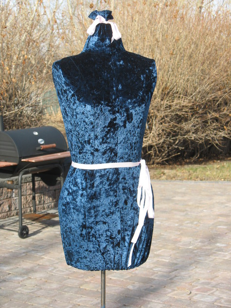Dress form cover sewing projects burdastyle