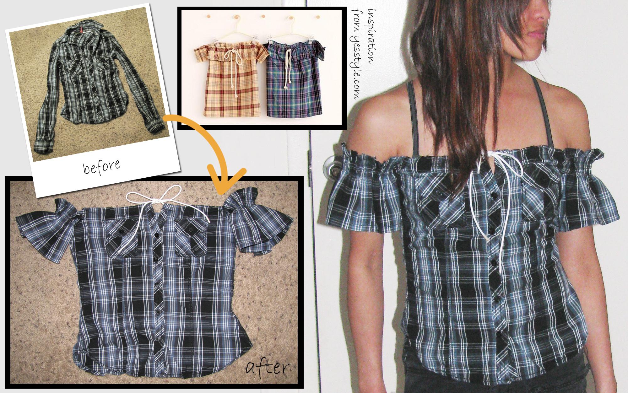 Переделываем старой одежды в новые своими руками