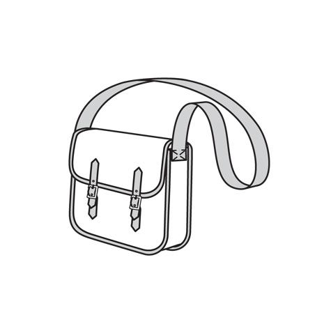 burda style magazine - 2/2010 Shoulder Bag