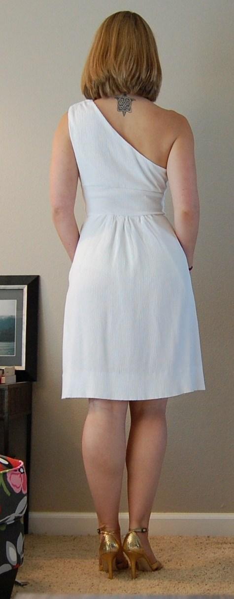 Graduation Dress Athena Costume Sewing Projects