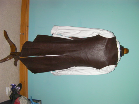 how to make a tailcoat pattern