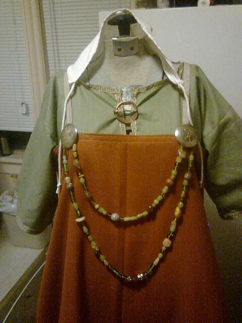 Norse Apron Dress Based On Danish Find Sewing Projects