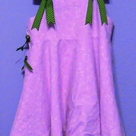 Pink_with_frogs_with_green_ribbon_trim_listing
