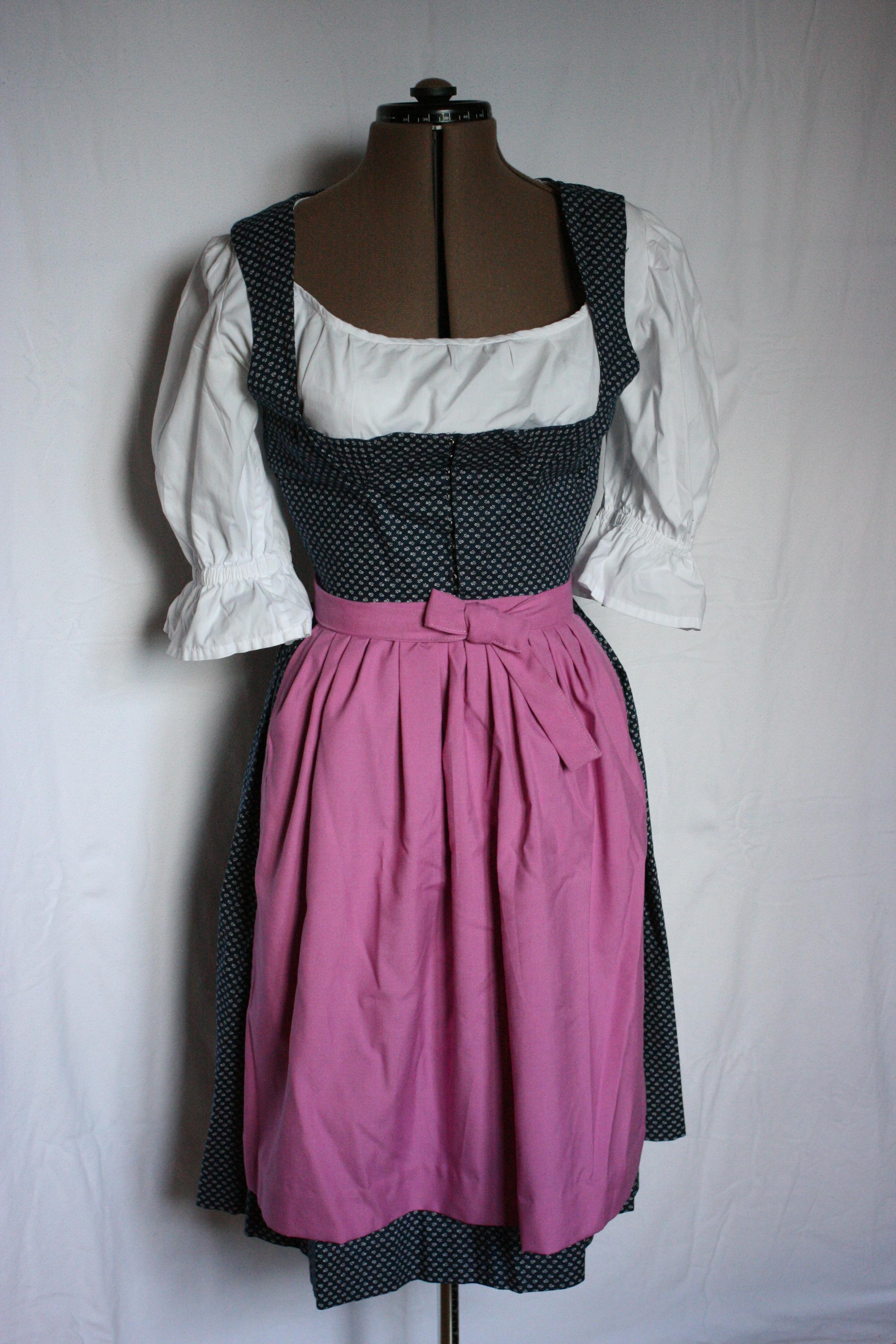 Austrian Dirndl Sewing Projects Burdastyle Com