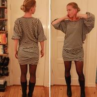 Pattern_magic_tuck_drape_dress_bak_fram_s_listing