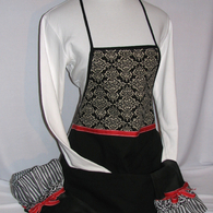 Apron_red_wht_blk_with_rubber_gloves_listing