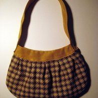 Brownhoundstoothbuttercups_listing
