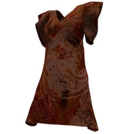 Orange-velvet-dress-bs_listing