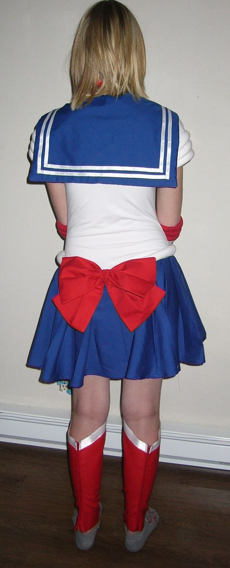 Sailor Moon Sewing Projects Burdastyle Com