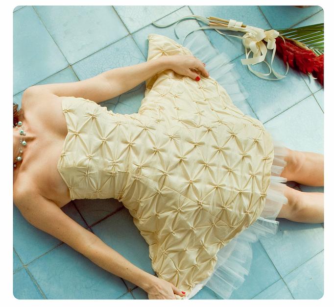 """Vintage Wedding Dresses Milwaukee: """"Don't Mind If I Do"""" Retro Wedding Dress"""
