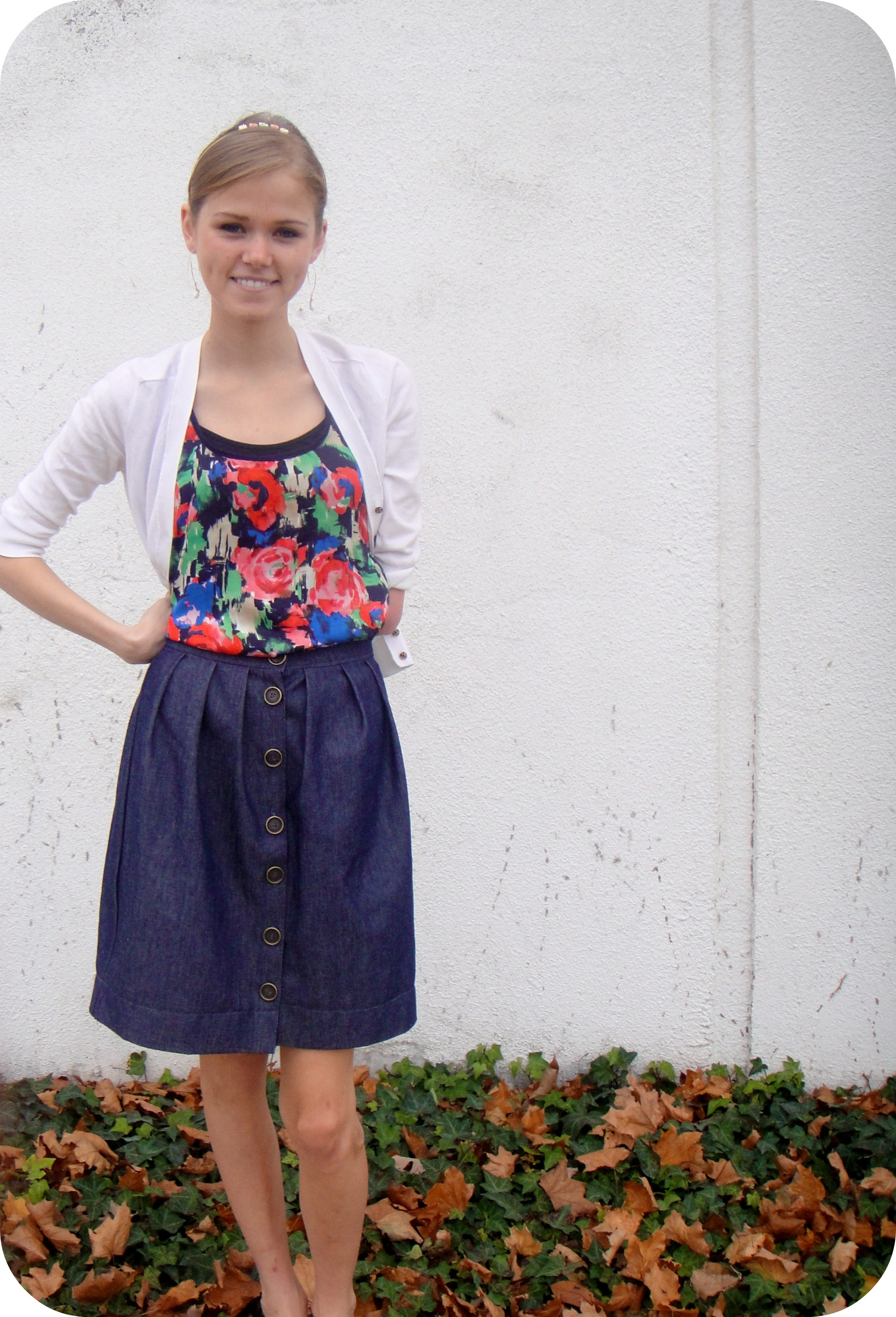 Helena Skirt – Sewing Projects
