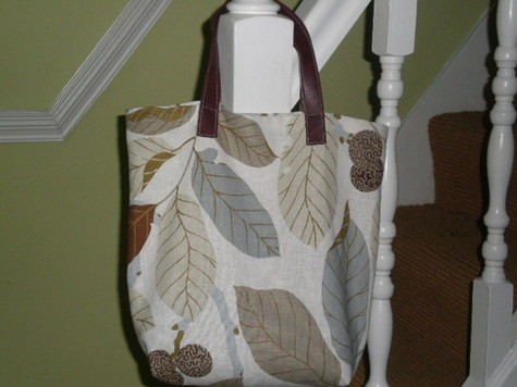 Home made shopping bag – Sewing Projects | BurdaStyle.com