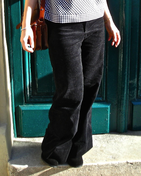 Beautiful Burberry Brit Skinny Corduroy Pants Trade In Your Tired, Black Wool Pants For A Pair Of Dark Cords That Go With Everything Old Navy Womens BootCut Cords These Cords Are As Flattering As They Are Affordable Theres Almost No Excuse Not