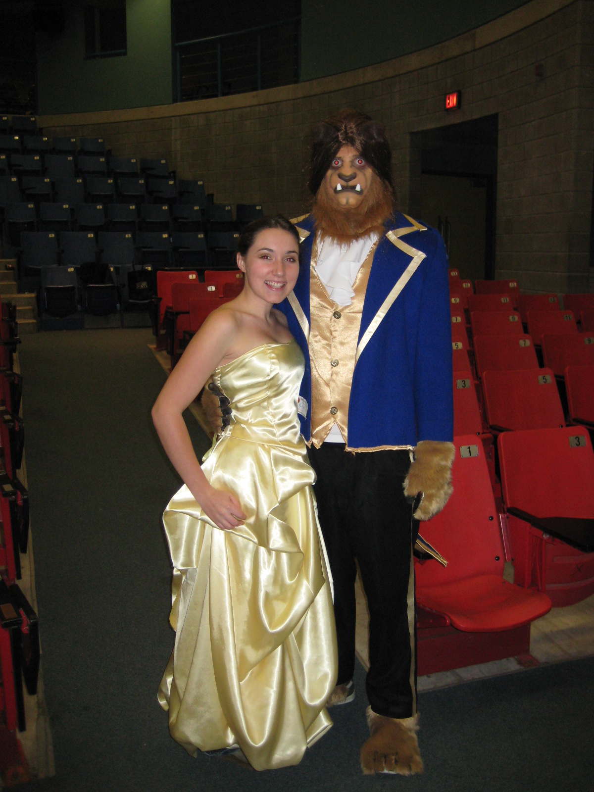 halloween beauty and the beast � sewing projects