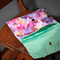 Floral_clutch_inside_grid