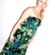 Green_shirred_dress_listing