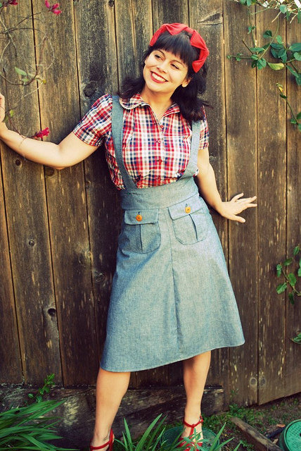 The u0026quot;Little Lumberjacku0026quot; Outfit u2013 Sewing Projects | BurdaStyle.com