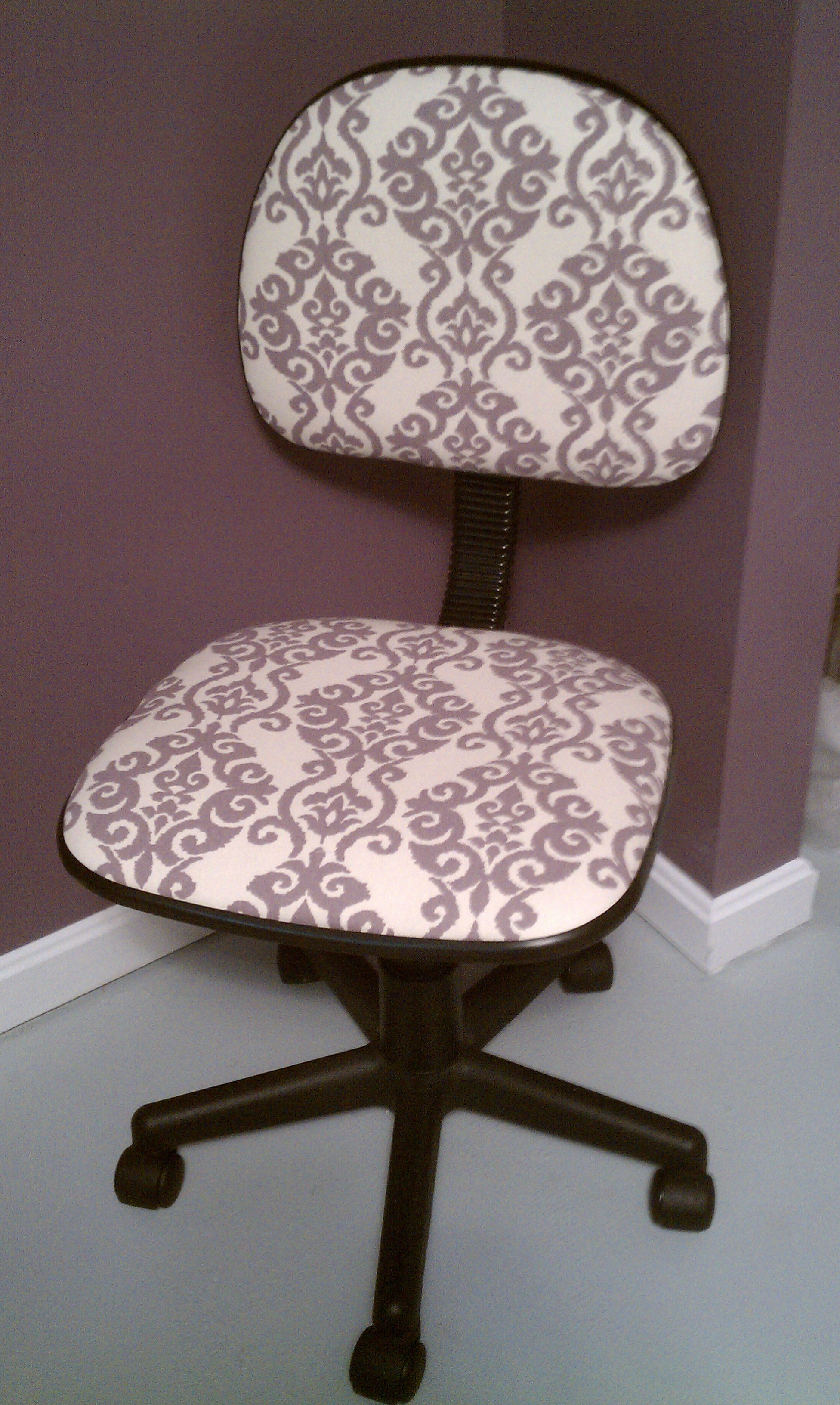 Re Upholstered Office Chair Sewing Projects
