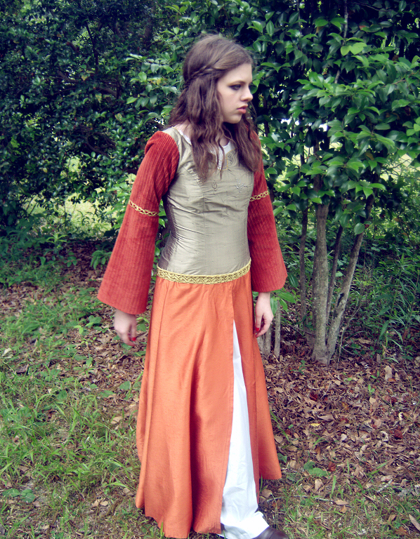 Lucy Pevensie S Dress From Narnia Prince Caspian Sewing