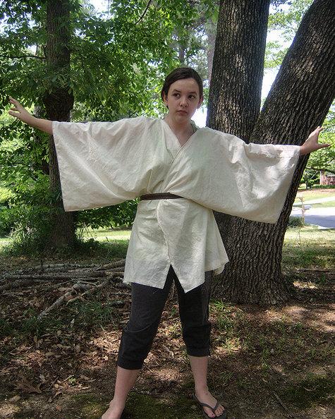 Star Wars Luke Skywalker Shirt Sewing Projects