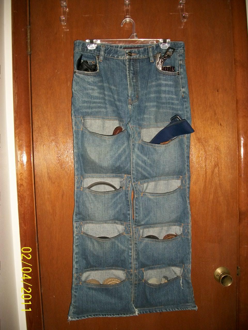 Кармашки из джинсов своими руками 86