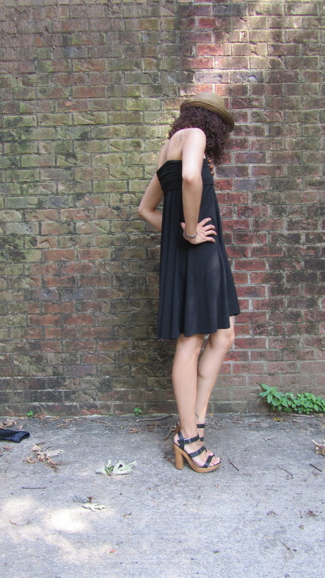 convertible dress style instructions