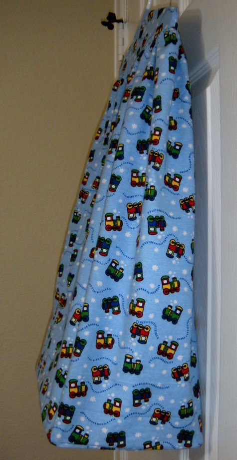 Super Cute Hanging Diaper Bag Sewing Projects