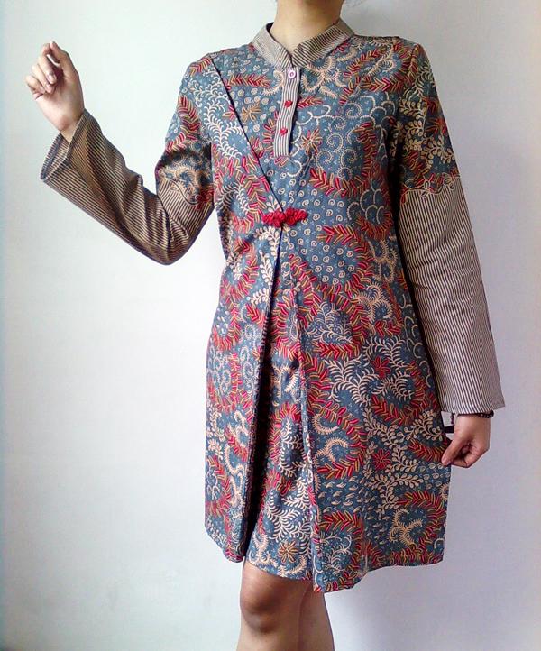 Fern Batik Dress – Sewing Projects