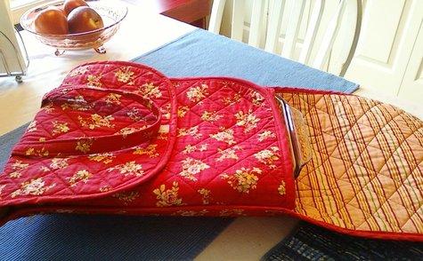 CASSEROL CARRIER PATTERN | Free Crochet Patterns and