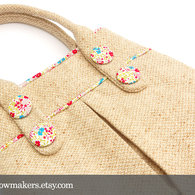 Creamtweedhandbagpurseflorallrg_listing