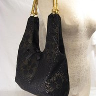Black_golddotflower_lgbag_side_listing