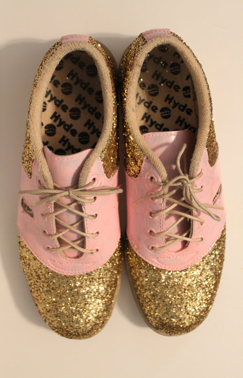 Glitter Bowling Shoes! – Sewing Projects | BurdaStyle.com