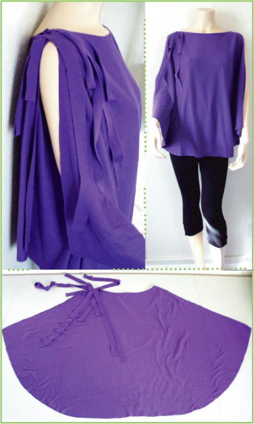 Pattern Free Blouse #2 – Sewing Projects  BurdaStyle.com