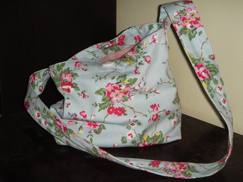 Cath Kidston Sew Shoulder Bag Instructions 106