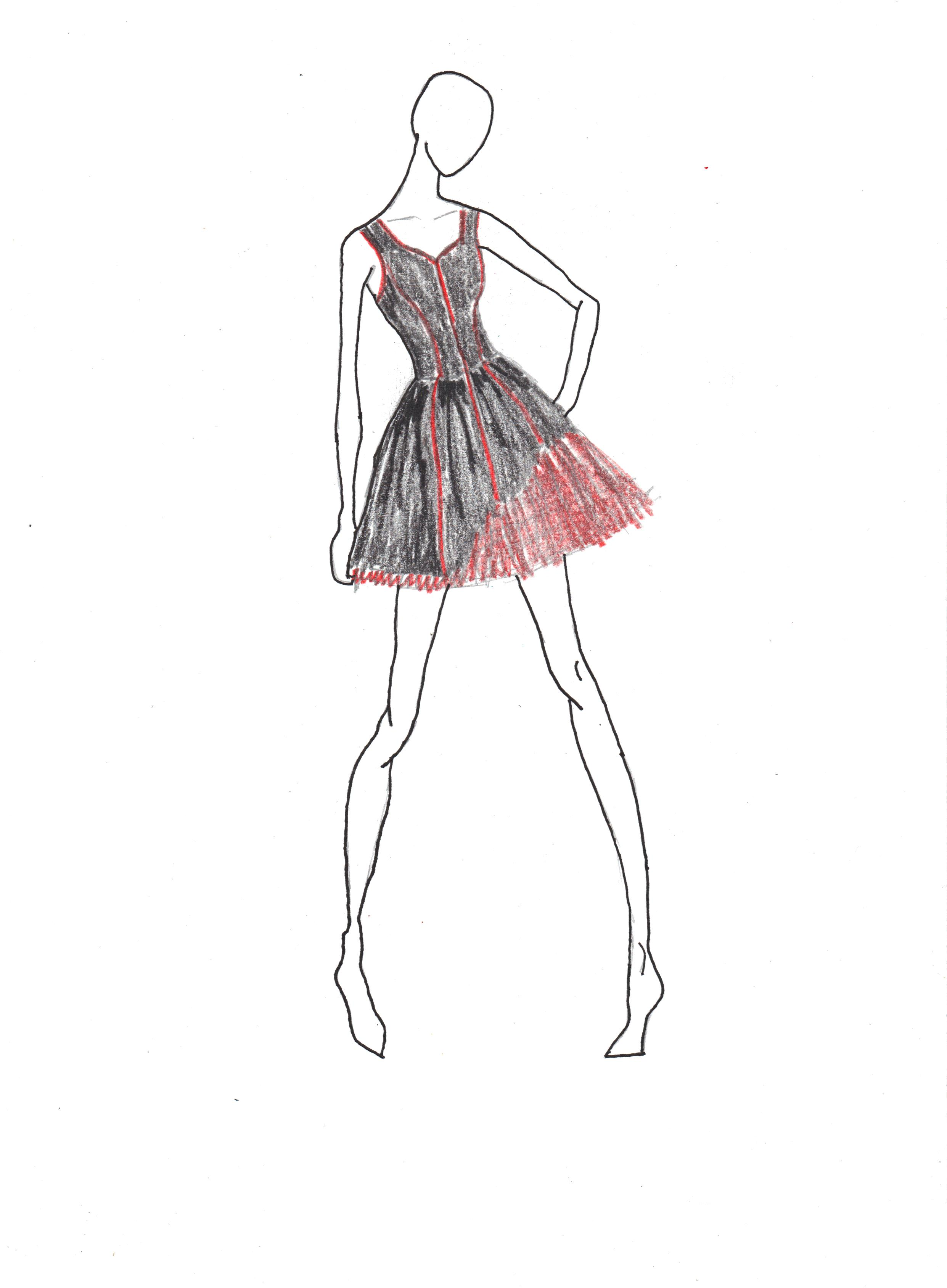 Equipment Silk Polkadot Top further 399000 moreover Costume Jewelry New Spring Trend 2017 together with Womens Fashion Sketch Templates together with 934988. on asymmetrical skirt