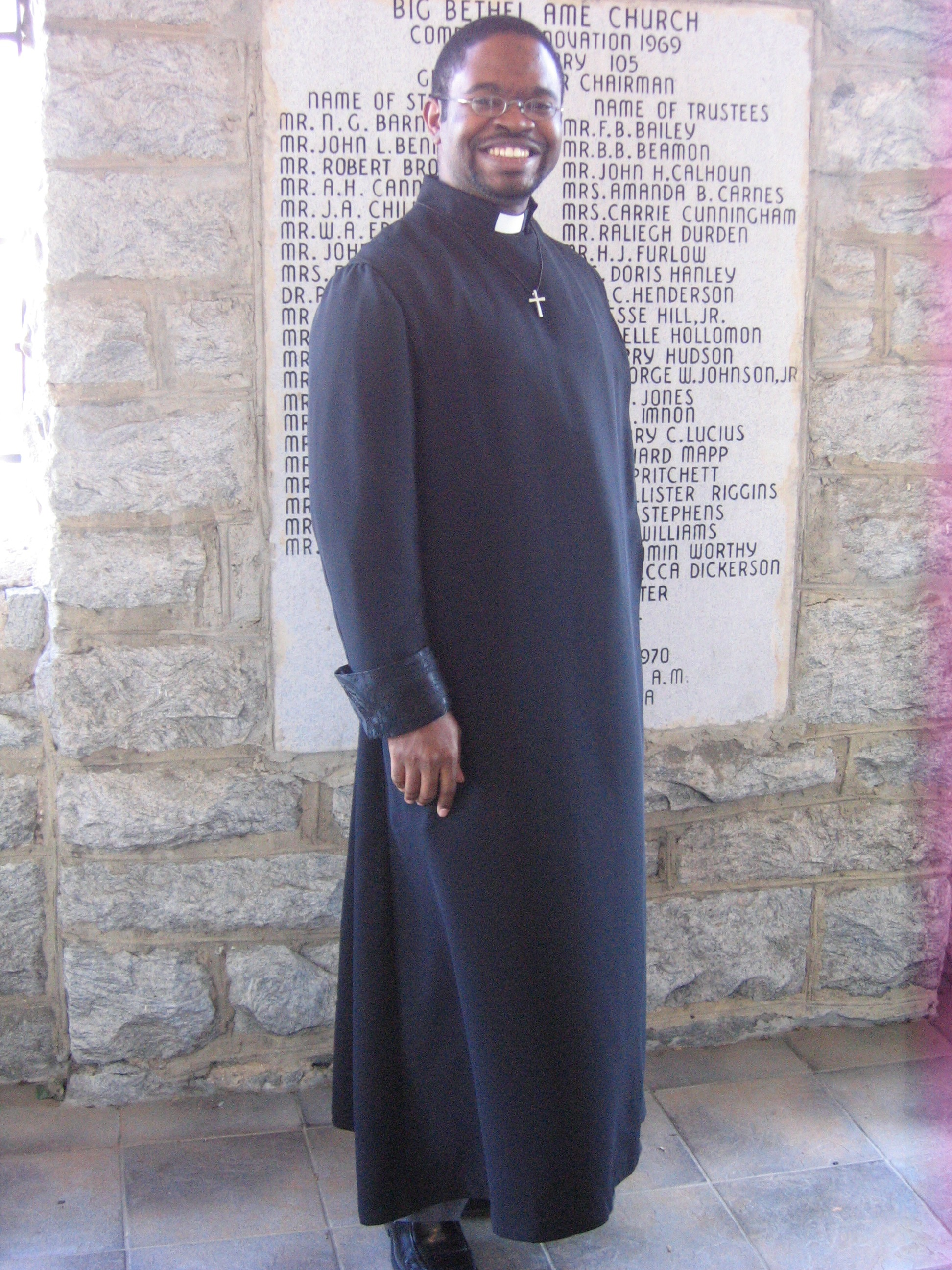 My First Cassock Sewing Projects Burdastyle Com