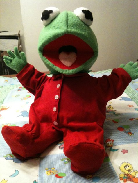 Baby Kermit Sewing Projects Burdastyle Com