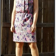 The_sunny_day_dress_sleeveless_pleated_front_dress_elastic_waist_pullover_salme_sewing_patterns_pixie_and_main_photo_listing