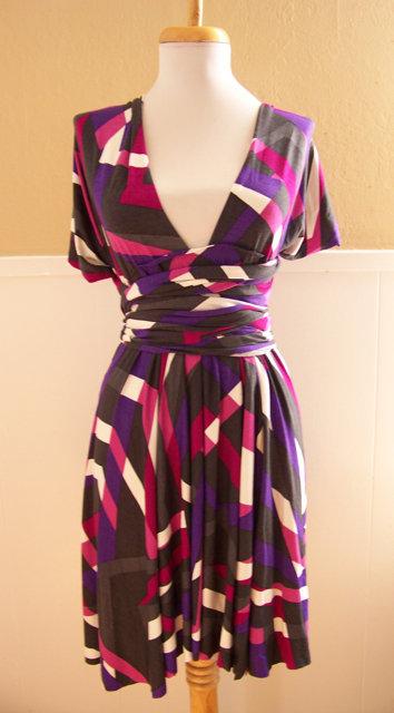 эффектная юбка с простой выкройкой<br />
